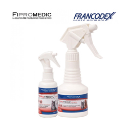 Spray anti parasitaire chien chat Fipromedic 100 ml