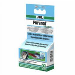 Traitement contre les infections bactériennes JBL Furanol Plus 250 20 tablettes
