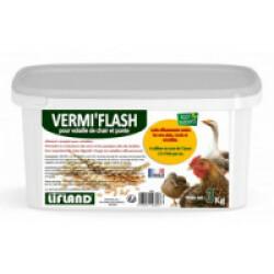 Vermifuge aux plantes pour poules Vermi'Flash